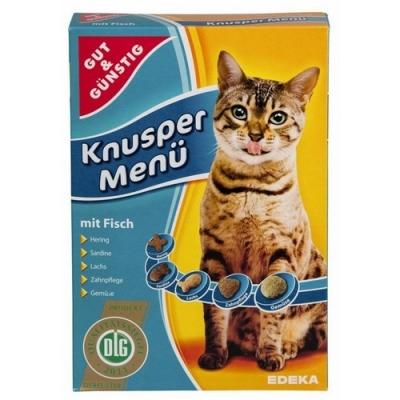 G&G Knusper Fish Dla Kota 1kg/7