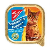 G&G Feine Terrin cat/ Pasztet dla Kota mix 100g/32