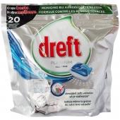 Dreft Platinum 20szt 337g