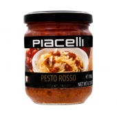 Piacelli Pesto Rosso Sos 190g