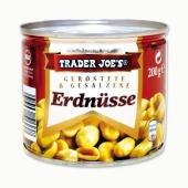 Trader Joe`s Orzeszki Ziemne Pusz.200g/30