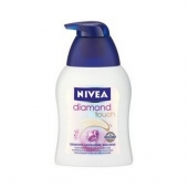 Nivea Diamond Touch Mydło.Pł 250ml