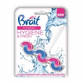 Brait WC Kostka Flower 51g/32