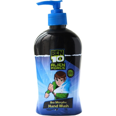 Ben10 Alien Force Mydło.Pł 400ml/6
