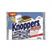 Knoppers Minis 200g/12