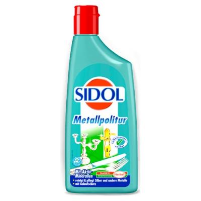 Sidol Metallpolitur 250ml/6