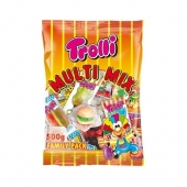 Trolli Multi Mix 500g/6