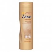 Dove Sunshine Body Lotion 250ml