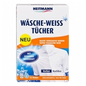 Heitmann Wasche Weiss Tucher 15+5szt