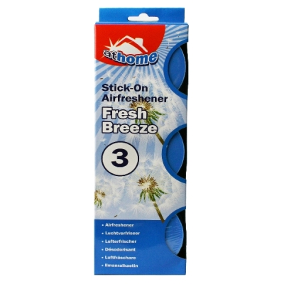 At Home Fresh Breeze gel 3x25g