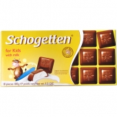 Schogetten For Kids Czeko 100g