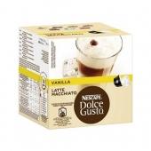 Nescafe D.Gusto Latte Macchiato Vanilla