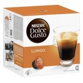 Nescafe D.Gusto Lungo 16x7g/R