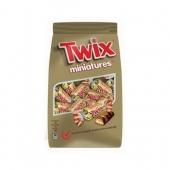 Twix Miniatures 130g / 14