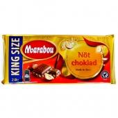 Marabou Not Choklad 250g