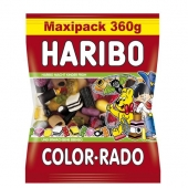 Haribo Color Rado 360g/24