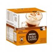 Nescafe D.Gusto Caramel 8szt