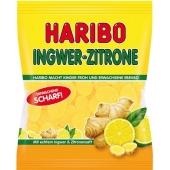 Haribo Ingwer Zitrone Żelki 175g