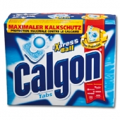 Calgon Tabs 45szt 656g