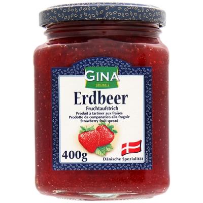 Gina Erdbeer Dżem 400g/6