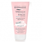 Byphasse Masquen Face Rose Maseczka 150ml
