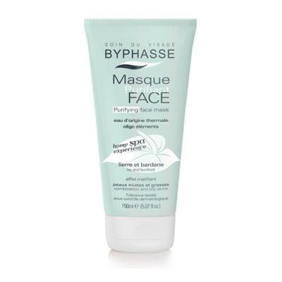 Byphasse Masquen Face Lierre Maseczka 150ml