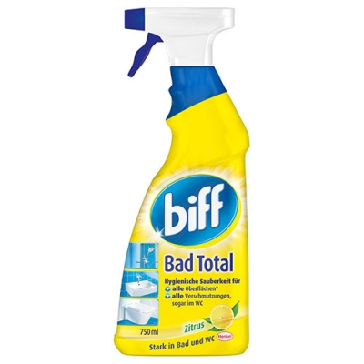 Biff Bad Total Zitrus Spr 750ml