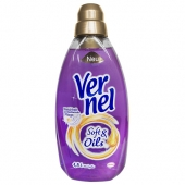 Vernel Soft Oils Fioletowy Płuk 1.5L
