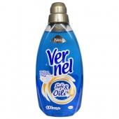 Vernel Soft Oils Niebieski Płuk 1.5L