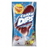 Chupa Chups Crazy Dips Cola Lizak 1szt / 24
