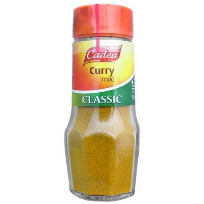 Cadea Curry Mild Przyprawa 45g