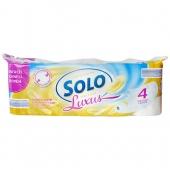 Solo Papier Toaletowy 10 rol.(4 warstwowy)