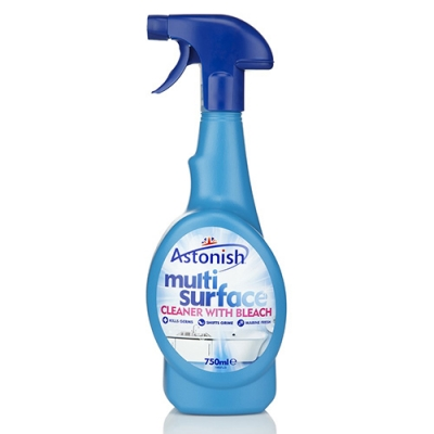 Astonish Multi Spray Bleach 750ml