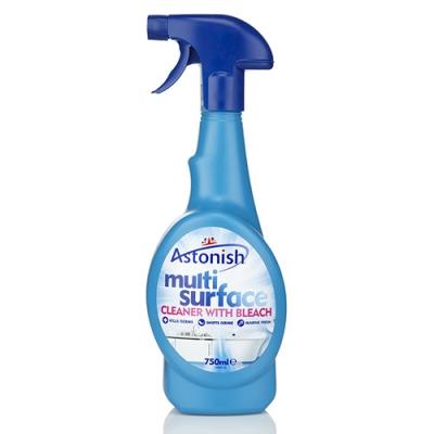 Astonish Multi Spray Bleach 750ml