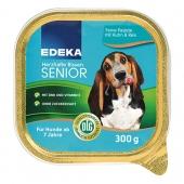 Edeka Pasztet Dla Psa Mit Huhn&Reis Senior 300g/10