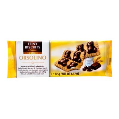 Feiny Biscuits Orsolino Dark Ciast 175g/14