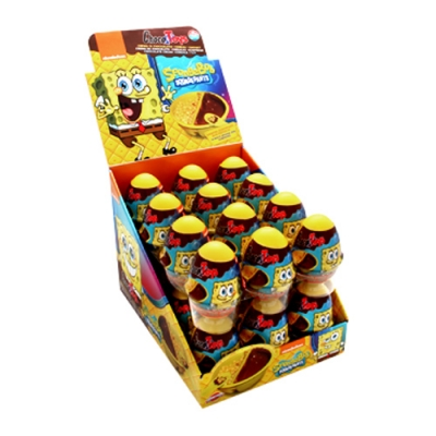 Sponge Bob Jajko Niespodzianka 20g