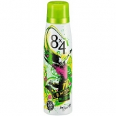 8x4 Lemon Rush Deo 150ml / 30