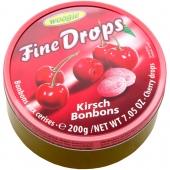 Woogie Kirsch Drops 200g/10
