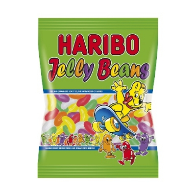 Haribo Jelly Beans 175g/18