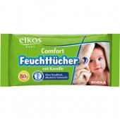 Elkos Baby Kamille Chust 80szt/10