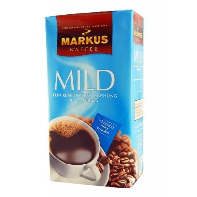 Markus Kaffee Mild 500g/12 M