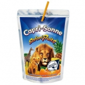 Capri Sonne Safari Fruits 200ml/10