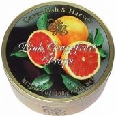 C&H Pink Grapefruit Drops 200g/10