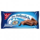 G&G Alpen Vollmilch Czeko.100g/42